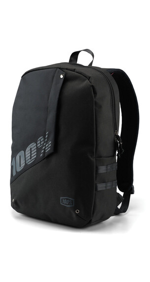 100% Porter Backpack black